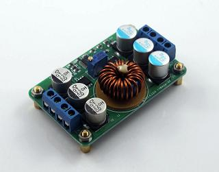 adjustable buck DC-DC Converter